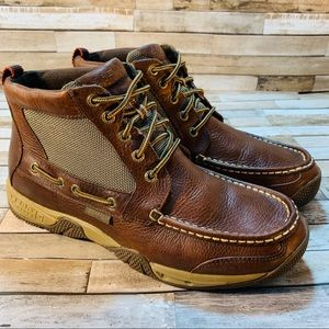 SPERRY || Water Block Top Sider Ankle BootsFINAL❗️